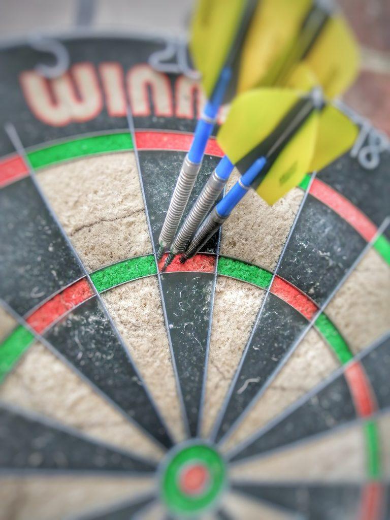 darts, 180, target